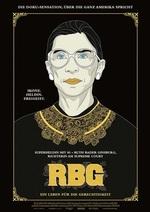 RBG - Ein Leben für die Gerechtigkeit