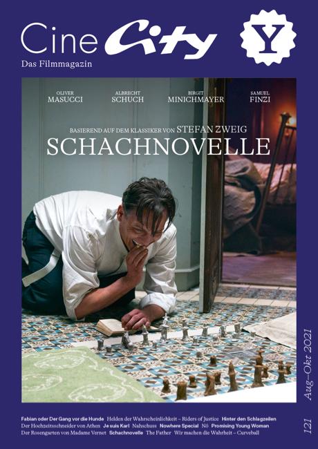 Cinecity 121 cover